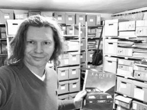 Autoliteratur Sammler Bernd Schweickard
