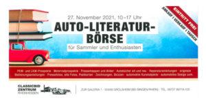 foto flyer auto literatur autoprospekte börse classic bid